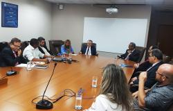 Judiciário discute com agentes penitenciários a implantação de videoaudiências