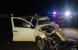 Uma pessoa morre e duas ficam feridas em grave acidente na BR 163 entre Peixoto e Matupá