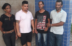 Grupo suspeito de estelionato é preso com cédulas de RGs, cartões e documentos falsos em MT