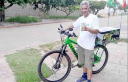 Ciclista de Alta Floresta partirá para sua 4º aventura pelo Brasil