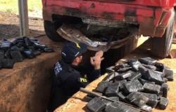 Altaflorestense é preso em flagrante no MS por tráfico internacional de drogas