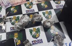 Alta Floresta: Quatro são detidos com drogas escondidas em bananeira