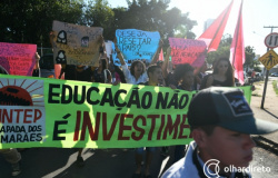 Governo não apresenta proposta e greve dos professores é mantida