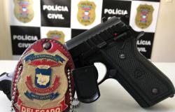 Polícia Civil prende suspeitos com simulacro de arma de fogo e evita roubo em Colíder