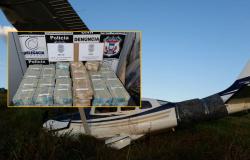 Alta Floresta: cerca R$ 4,7 milhões são apreendidos após queda de aeronave