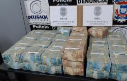Alta Floresta: 4,6 milhões apreendido em avião era para comprar ouro no Pará
