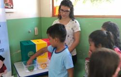Teste de Aceitabilidade da merenda escolar é aplicado nas escolas de Alta Floresta