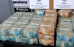 Alta Floresta: polícia acredita que R$ 4,6 milhões apreendidos com piloto seriam para comprar ouro ilegalmente