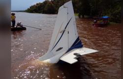 Vítima de avião que fez pouso forçado no Pará afirma a polícia ser de Apiacás