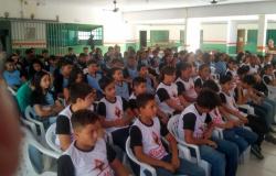 Alta Floresta: PROERD realiza formatura de alunos na escola Vicente Francisco