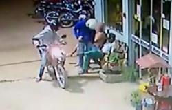 Feliz Natal: Funcionário reage a assalto em posto de combustíveis e mata bandido
