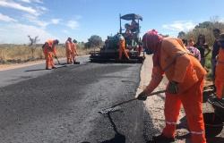 DNIT altera tráfego na BR-364 entre Cuiabá e Rondonópolis para construção de ponte