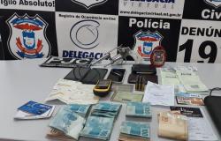 Polícia Civil de Alta Floresta desarticula roubo de aeronave