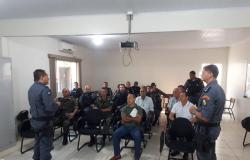 Alta Floresta: Reunião no Comando da PM discute ações para a Corrida de Orientação Tático Kids