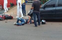 Homem tenta assaltar açougue e acaba baleado por cliente em MT