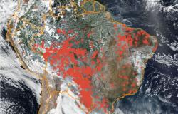 Sob situação de emergência, municípios de MT sofrem com queimadas