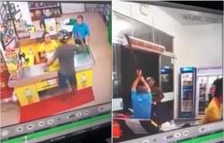Comerciante reage a roubo e ataca assaltante com pauladas em Confresa