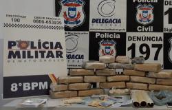 Após denúncia, Polícia desmantela quadrilha que vendia drogas em Alta Floresta e Carlinda