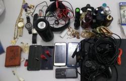 Adolescentes de 16 e 17 anos são apreendidos com produtos furtados em Matupá