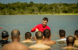 Dados de setembro acendem alerta sobre risco de afogamento nos rios de MT