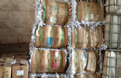 Polícia Civil descarta 1,5 tonelada de documentos sem validade