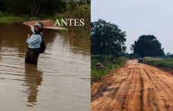 Nova Monte Verde: Ação da vereadora Eliana Klitzke Lauvers garante melhorias na estrada Epitácio