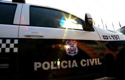 NOVA CANAÃ : Polícia Civil prende homem que tentou matar amiga de companheira a facadas