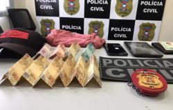 Polícia Civil prende suspeito e esclarece furto na Guarda Mirim de Colíder