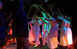 Alta Floresta: Grupo Fulcro Abstração representa o IFMT no Festival de Teatro da Amazônia Mato-Grossense