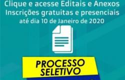 Prefeitura de Paranaíta divulga dois novo Processos Seletivos para Obras e Saúde