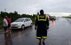 Número de acidentes e feridos cai no fim de ano em Mato Grosso