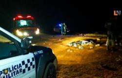 Caminhão atropela quatro adolescentes e mata garota de 14 anos em distrito de Sorriso