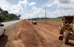 Via Brasil desconsidera alvará e recomeça obra do pedágio na MT - 208