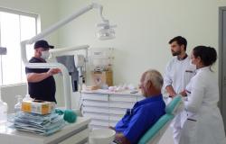 Nova Monte Verde já entregou mais de 600 próteses dentárias com o Programa Brasil Sorridente