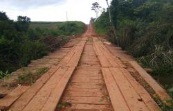 Prefeitura de Nova Monte Verde reconstrói Ponte na MT 160