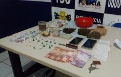 Peixoto de Azevedo: Denúncia auxilia na identificação de casa usada no tráfico de drogas; 4 suspeitos detidos
