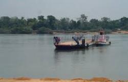 Alta Floresta: Sinfra assina contrato emergencial para funcionamento de balsa na MT-325
