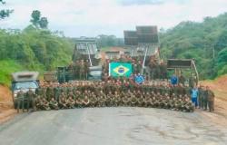 Jair Bolsonaro confirma presença na divisa de MT para entrega da BR-163