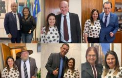 Prefeita conquista mais R$ 3 milhões para Nova Monte Verde