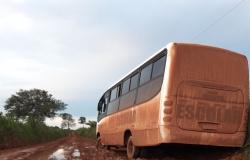 Chuvas causam atoleiros e complicam tráfego em vicinais de Colíder