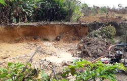 Garimpeiros foram autuados em flagrante por crime ambienta em Apiacás