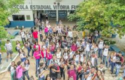 Escola de Alta Floresta tem 40 alunos aprovados em cursos de graduação.