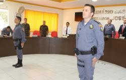 Capitão Ben-Hur assume comando da PM em Colíder