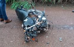 MT-208: Adolescente morre em acidente envolvendo carro e moto em Nova Guarita