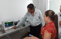 Profissionais do Hospital Municipal de Paranaíta recebem treinamento em equipamentos doados ao centro cirúrgico