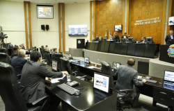 Deputados alteram projeto do TCE-MT e estendem pagamento de verba indenizatória a secretários de estado
