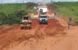MT-208: Nova Monte Verde decreta situação de emergência e inicia encabeçamento em ponte de concreto