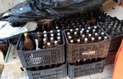 MT -  Polícia Civil prende fornecedores com mais de 300 garrafas de mel falsificado