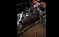 Acidente entre bitrem e caminhonete deixa um morto na MT-208, em Carlinda