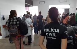 Polícia Civil apoia órgãos de saúde no combate ao coronavírus em Alta Floresta
